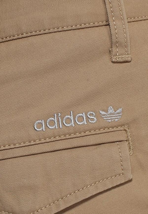 Мужские повседневные брюки Adidas Originals (Адидас Ориджиналс) M69843: изображение 4
