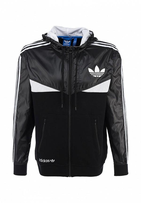 Толстовка Adidas Originals (Адидас Ориджиналс) M30153: изображение 1