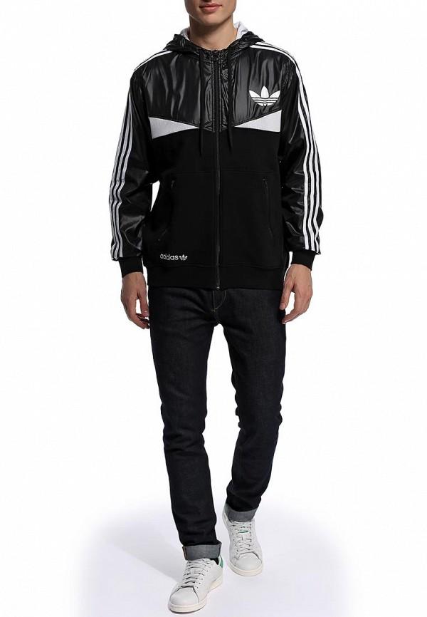 Толстовка Adidas Originals (Адидас Ориджиналс) M30153: изображение 5