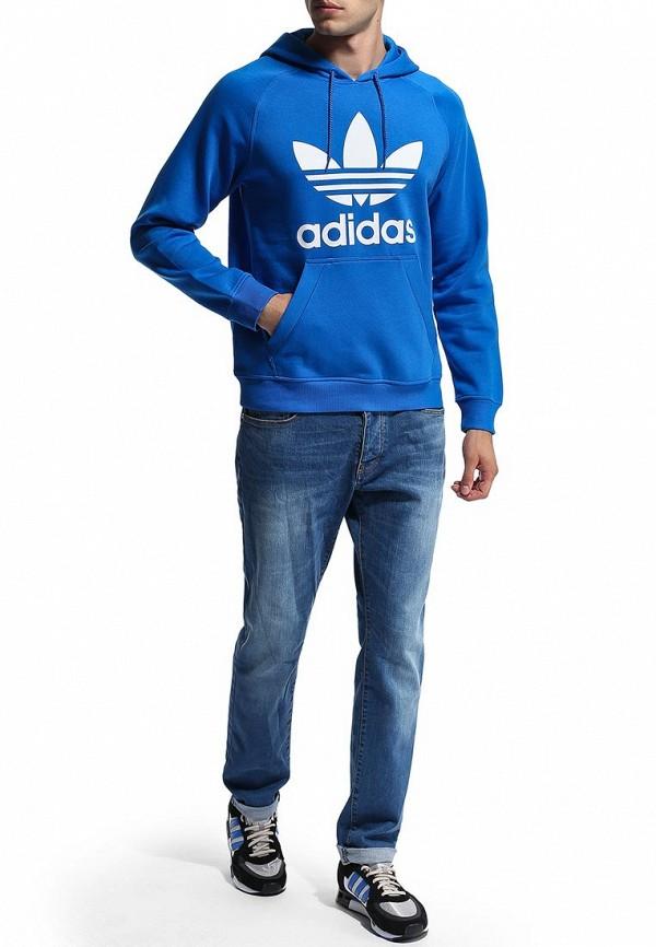 Мужские худи Adidas Originals (Адидас Ориджиналс) M30157: изображение 6