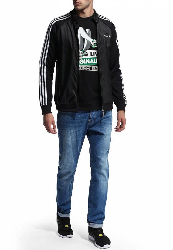 Олимпийка Adidas Originals (Адидас Ориджиналс) M30162: изображение 5