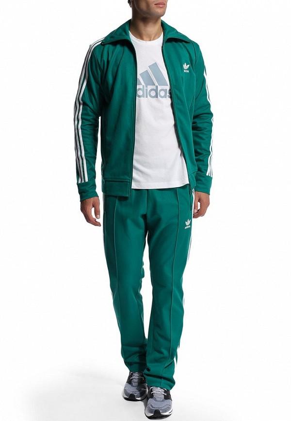Олимпийка Adidas Originals (Адидас Ориджиналс) M30165: изображение 6