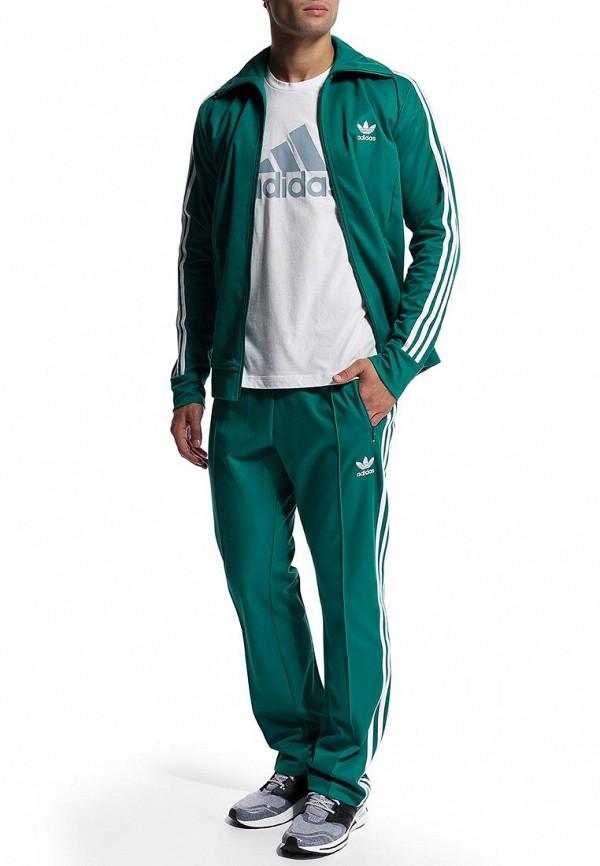 Мужские спортивные брюки Adidas Originals (Адидас Ориджиналс) M30185: изображение 5