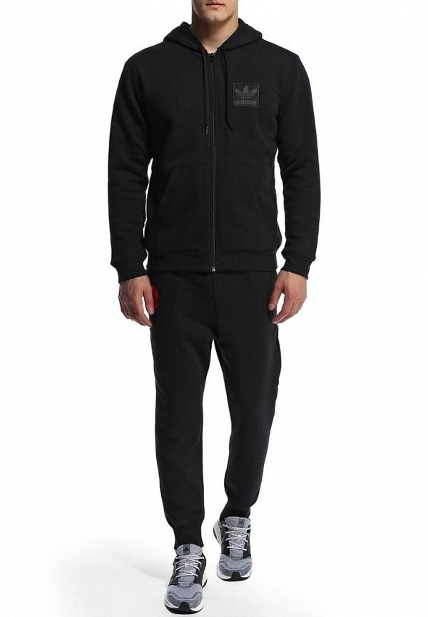 Толстовка Adidas Originals (Адидас Ориджиналс) M30236: изображение 3
