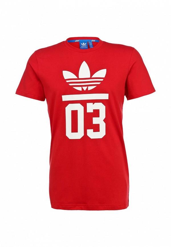 Спортивная футболка Adidas Originals (Адидас Ориджиналс) M30254: изображение 1