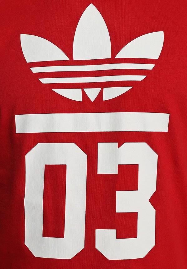 Спортивная футболка Adidas Originals (Адидас Ориджиналс) M30254: изображение 3