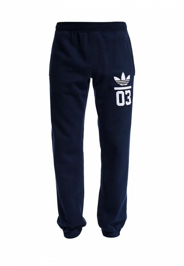 Мужские утепленные брюки Adidas Originals (Адидас Ориджиналс) M30316: изображение 1