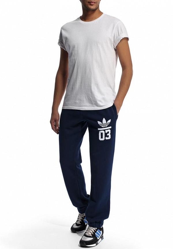 Мужские утепленные брюки Adidas Originals (Адидас Ориджиналс) M30316: изображение 3
