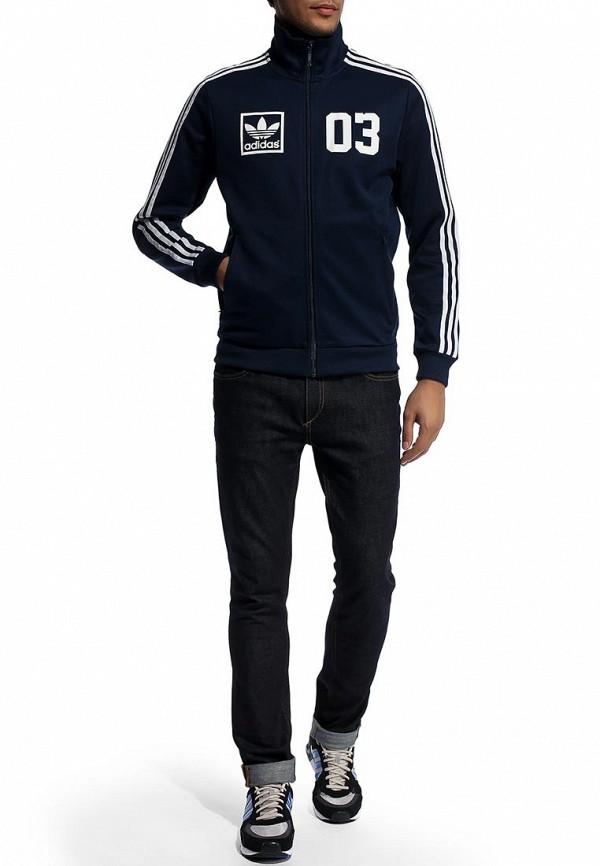 Олимпийка Adidas Originals (Адидас Ориджиналс) M30328: изображение 3