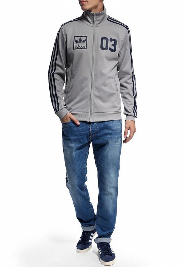 Олимпийка Adidas Originals (Адидас Ориджиналс) M30329: изображение 5