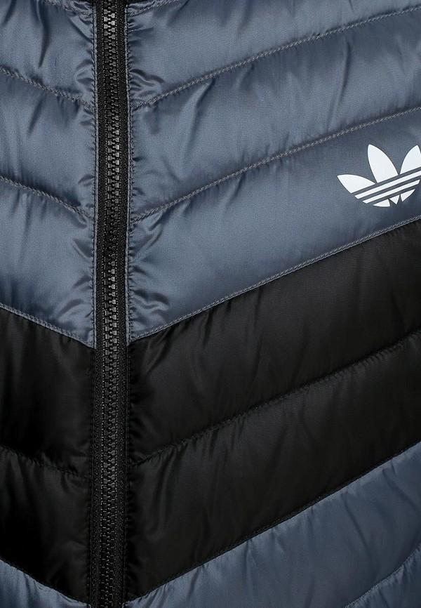 Пуховик Adidas Originals (Адидас Ориджиналс) M69525: изображение 3