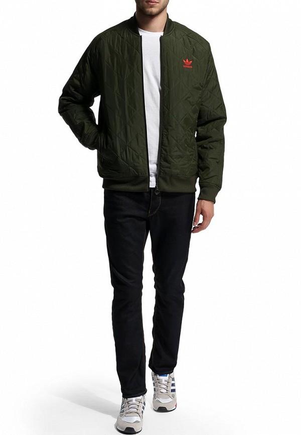 Куртка Adidas Originals (Адидас Ориджиналс) M69539: изображение 5