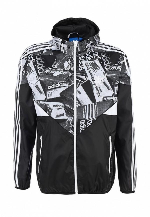 Ветровка Adidas Originals (Адидас Ориджиналс) M69824: изображение 1
