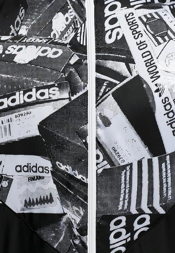Ветровка Adidas Originals (Адидас Ориджиналс) M69824: изображение 4