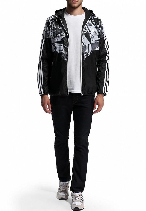 Ветровка Adidas Originals (Адидас Ориджиналс) M69824: изображение 6