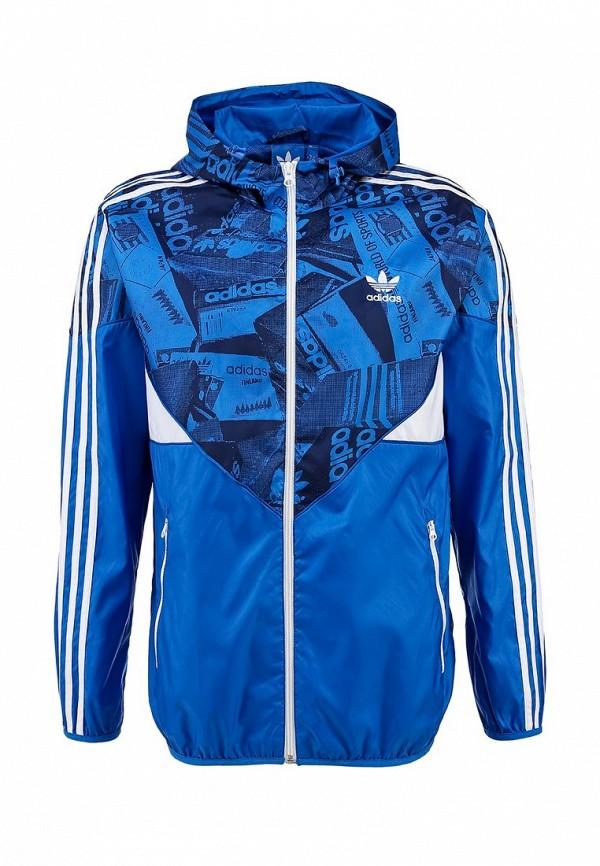 Ветровка Adidas Originals (Адидас Ориджиналс) M69825: изображение 1