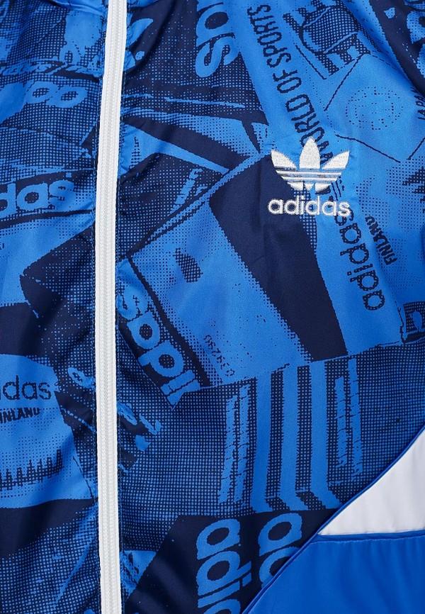 Ветровка Adidas Originals (Адидас Ориджиналс) M69825: изображение 3