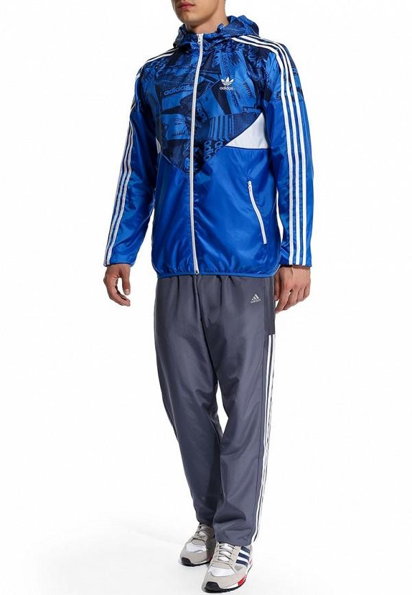 Ветровка Adidas Originals (Адидас Ориджиналс) M69825: изображение 5