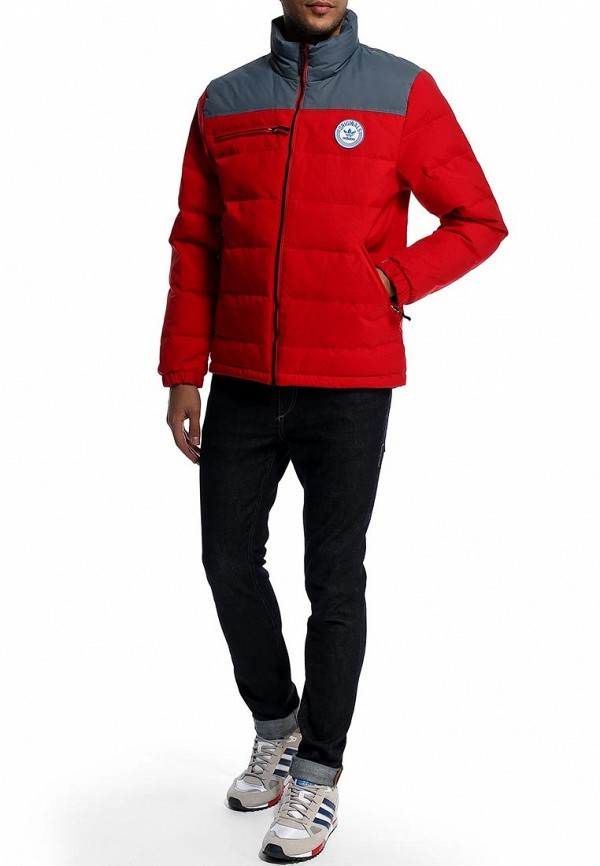 Пуховик Adidas Originals (Адидас Ориджиналс) M69860: изображение 4