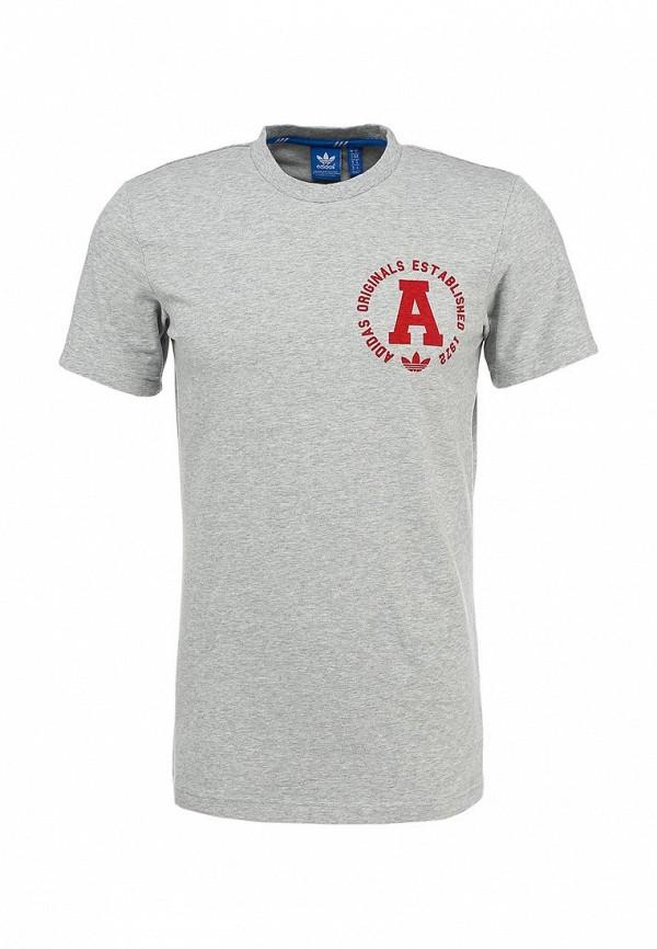 Спортивная футболка Adidas Originals (Адидас Ориджиналс) M69877: изображение 1