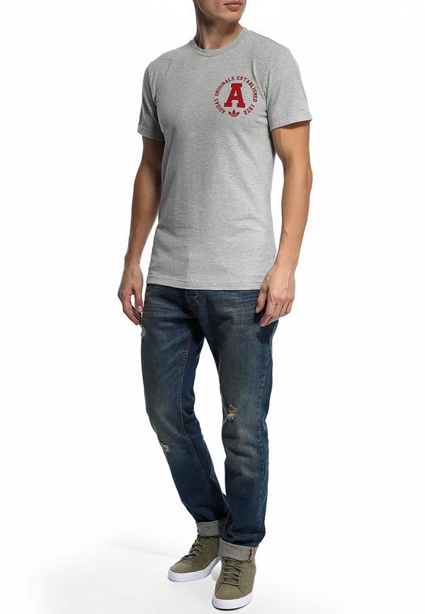 Спортивная футболка Adidas Originals (Адидас Ориджиналс) M69877: изображение 3
