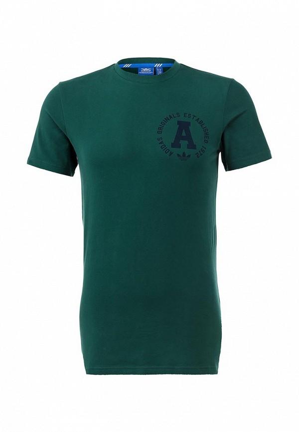 Спортивная футболка Adidas Originals (Адидас Ориджиналс) M69880: изображение 1