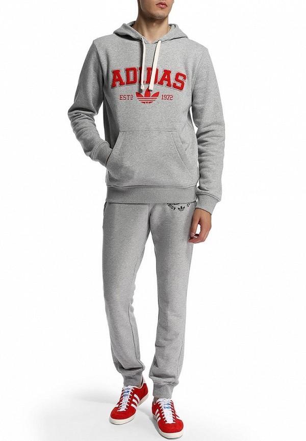 Мужские худи Adidas Originals (Адидас Ориджиналс) M69885: изображение 5