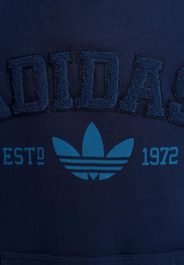 Мужские худи Adidas Originals (Адидас Ориджиналс) M69886: изображение 4