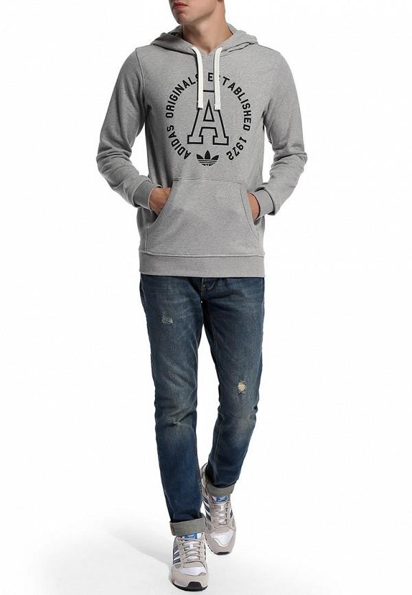 Мужские худи Adidas Originals (Адидас Ориджиналс) M69889: изображение 6