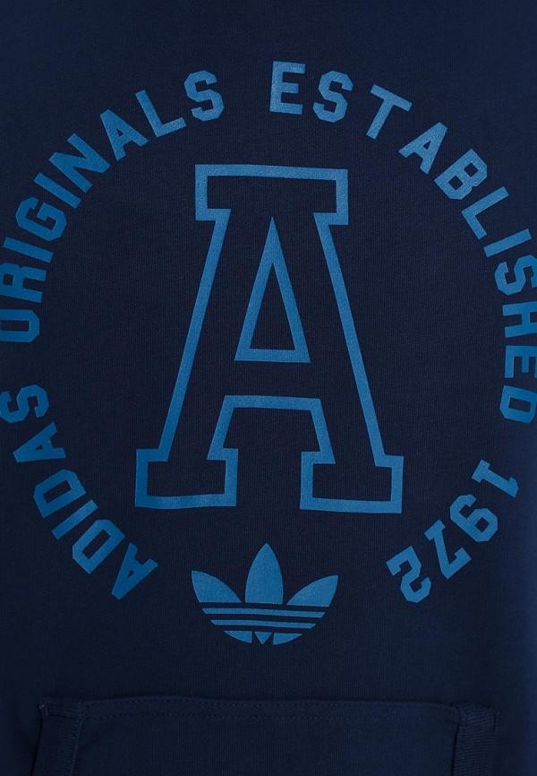 Мужские худи Adidas Originals (Адидас Ориджиналс) M69890: изображение 4
