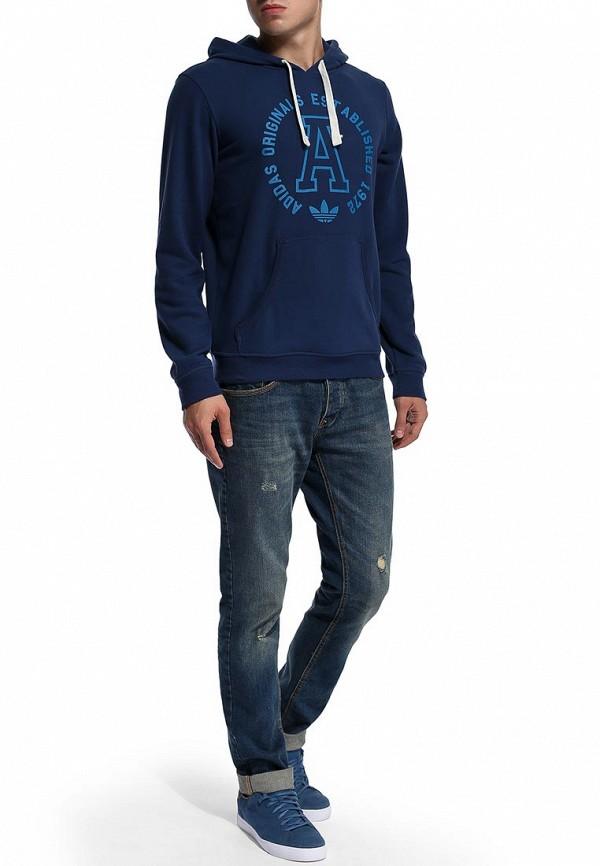 Мужские худи Adidas Originals (Адидас Ориджиналс) M69890: изображение 6