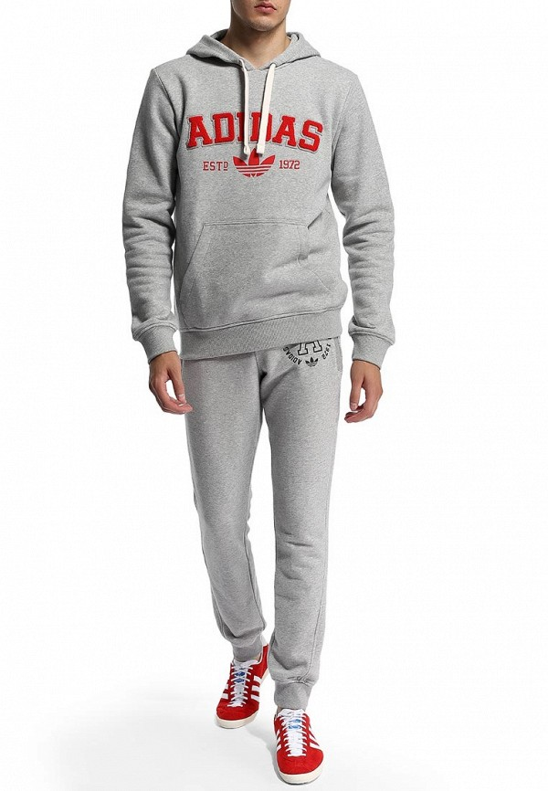 Мужские спортивные брюки Adidas Originals (Адидас Ориджиналс) M69894: изображение 6