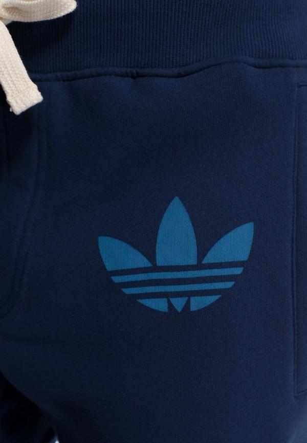 Мужские спортивные брюки Adidas Originals (Адидас Ориджиналс) M69898: изображение 4