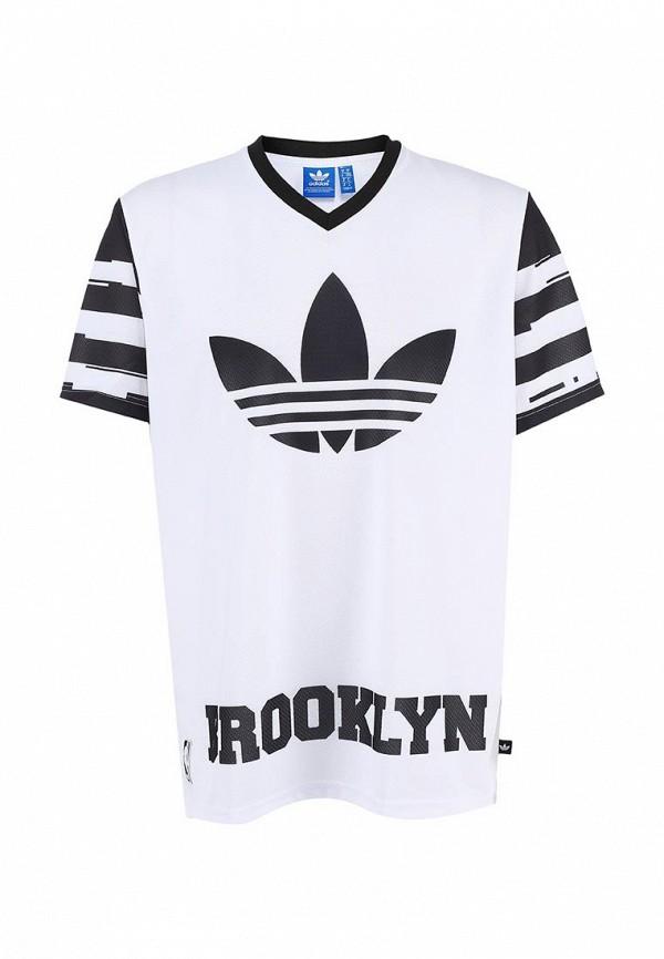 Спортивная футболка Adidas Originals (Адидас Ориджиналс) S08232: изображение 1
