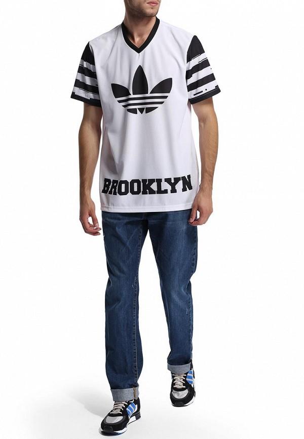 Спортивная футболка Adidas Originals (Адидас Ориджиналс) S08232: изображение 5