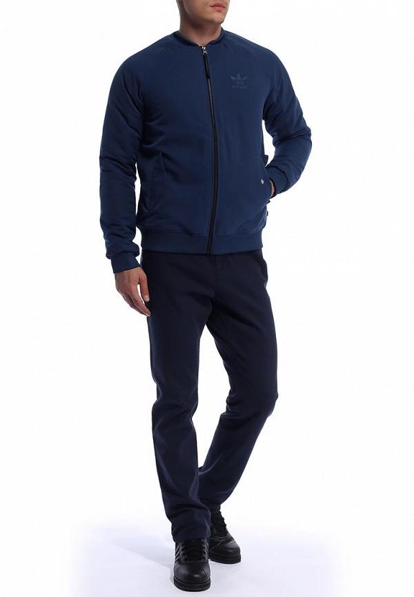 Куртка Adidas Originals (Адидас Ориджиналс) B22218: изображение 3