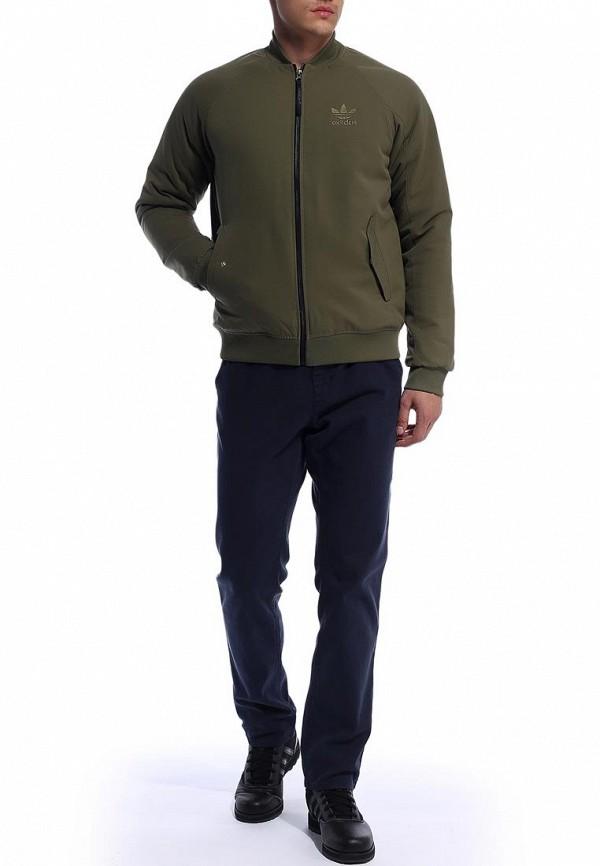 Куртка Adidas Originals (Адидас Ориджиналс) B22220: изображение 4