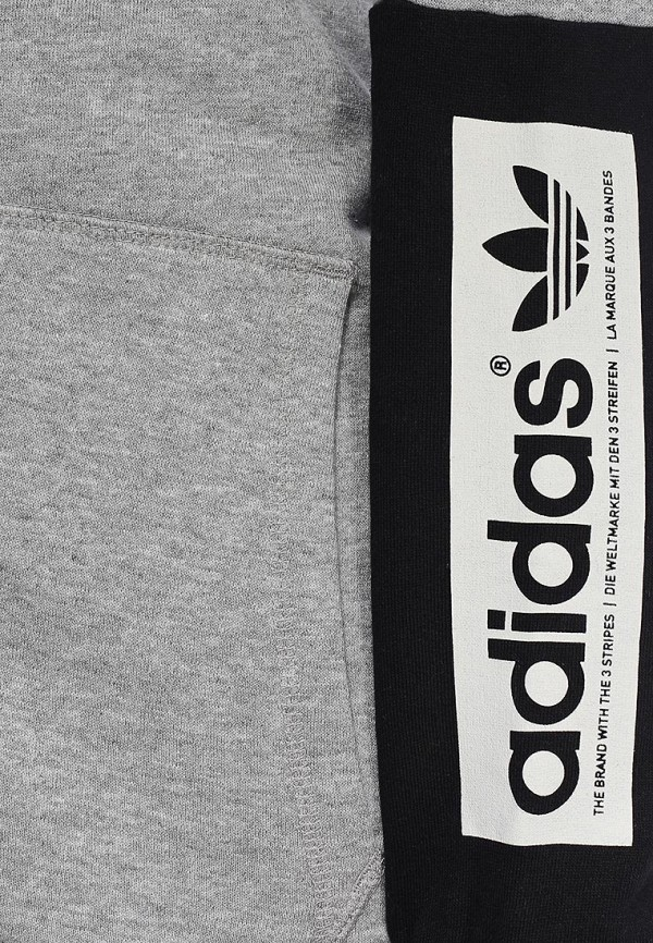 Толстовка Adidas Originals (Адидас Ориджиналс) B38737: изображение 3