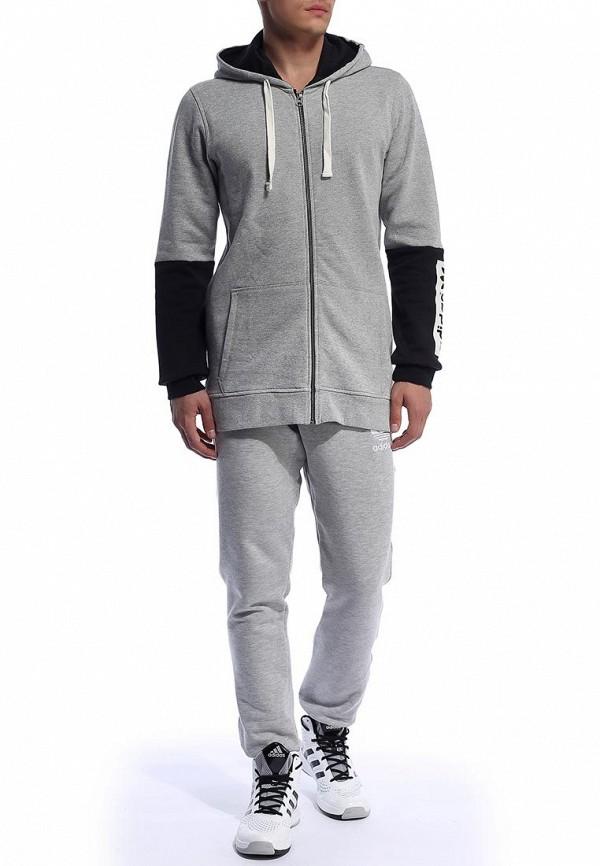 Толстовка Adidas Originals (Адидас Ориджиналс) B38737: изображение 4