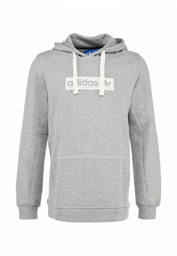Мужские худи Adidas Originals (Адидас Ориджиналс) B38741: изображение 1