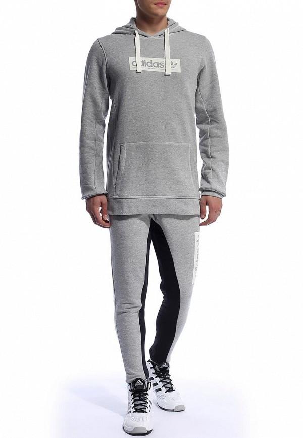 Мужские худи Adidas Originals (Адидас Ориджиналс) B38741: изображение 4