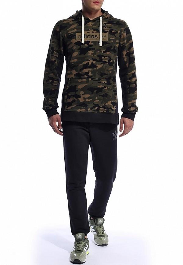 Мужские худи Adidas Originals (Адидас Ориджиналс) B38742: изображение 3