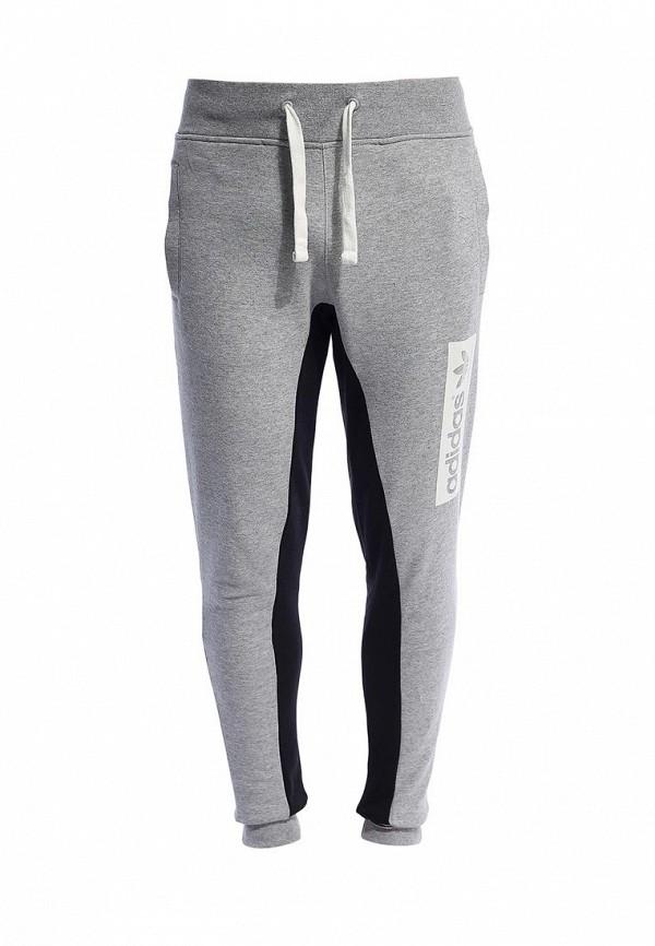 Мужские спортивные брюки Adidas Originals (Адидас Ориджиналс) B38751: изображение 1
