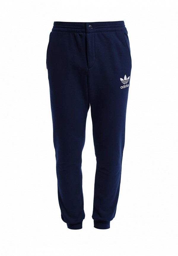 Мужские спортивные брюки Adidas Originals (Адидас Ориджиналс) G92266: изображение 1