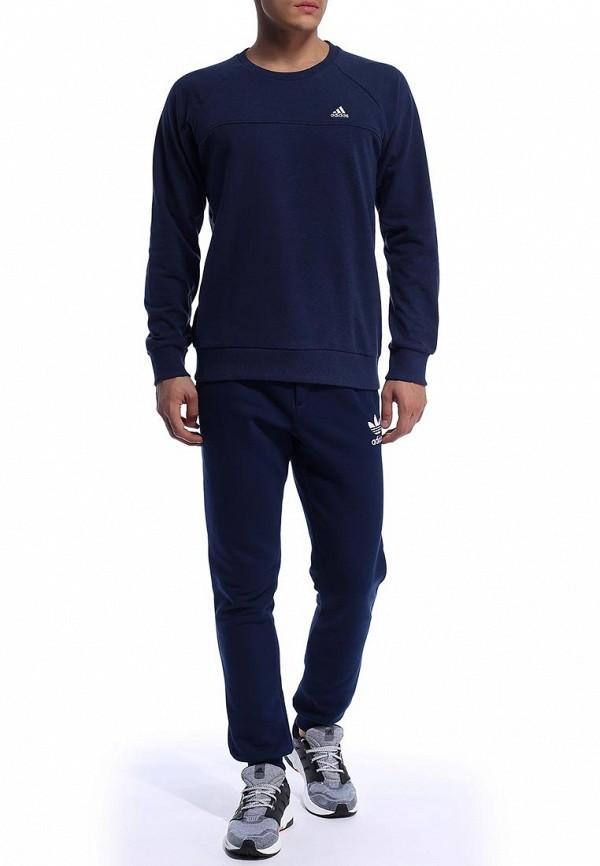 Мужские спортивные брюки Adidas Originals (Адидас Ориджиналс) G92266: изображение 3