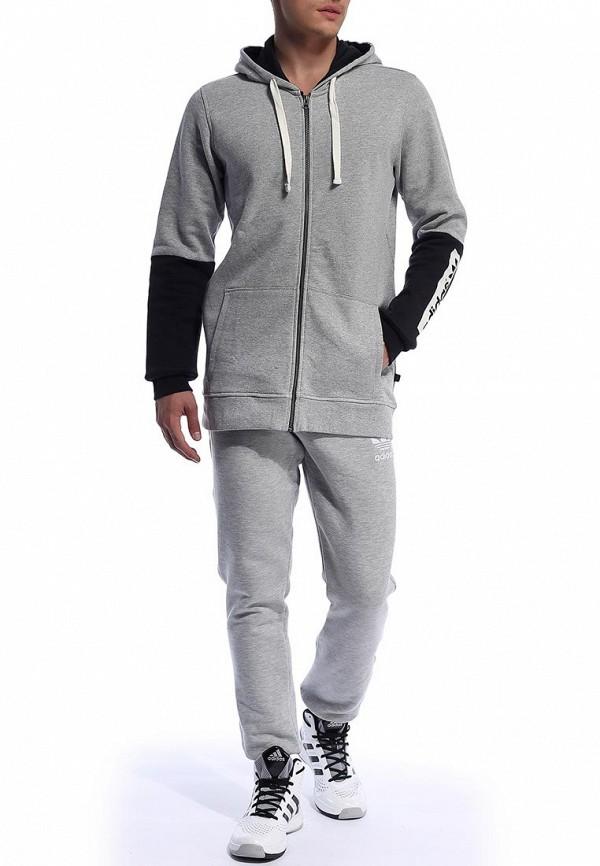 Мужские спортивные брюки Adidas Originals (Адидас Ориджиналс) G92267: изображение 3