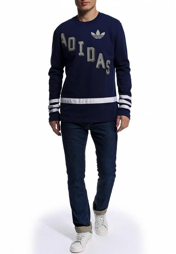 Мужские худи Adidas Originals (Адидас Ориджиналс) B22225: изображение 3