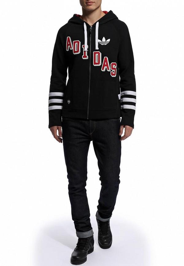 Толстовка Adidas Originals (Адидас Ориджиналс) B22227: изображение 3