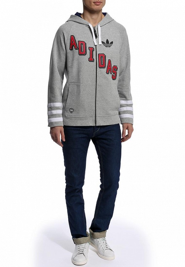 Толстовка Adidas Originals (Адидас Ориджиналс) B22228: изображение 4