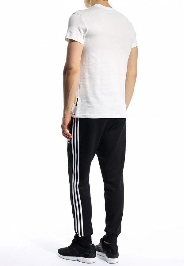 Спортивная футболка Adidas Originals (Адидас Ориджиналс) S00363: изображение 4